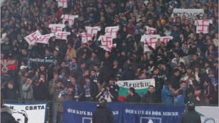 Нови санкции за Левски от УЕФА