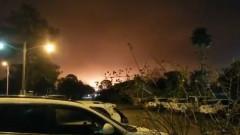 Взрив в химическия завод в Тексас, усетен е на 48 км