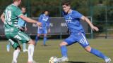 Стайн Спиерингс ще направи официален дебют за Левски