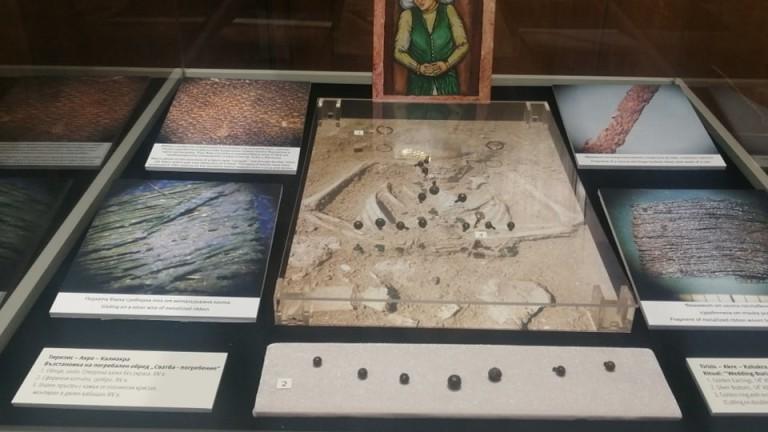 10 археолози от Националния исторически музей (НИМ) са провели проучване