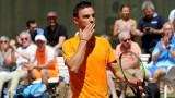 Участниците на Sofia Open: Димитър Кузманов - за честта на родината