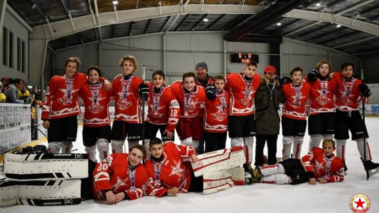 Хокейният ЦСКА U16 ще участва в Карпатската лига