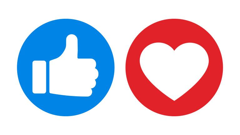 Снимка: Фейсбук пробно крие броя на харесванията в Австралия