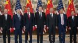 """САЩ и Китай проведоха """"конструктивни"""" търговски преговори в Пекин"""