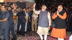 Националистите с 303 депутати в 525-местния парламент на Индия