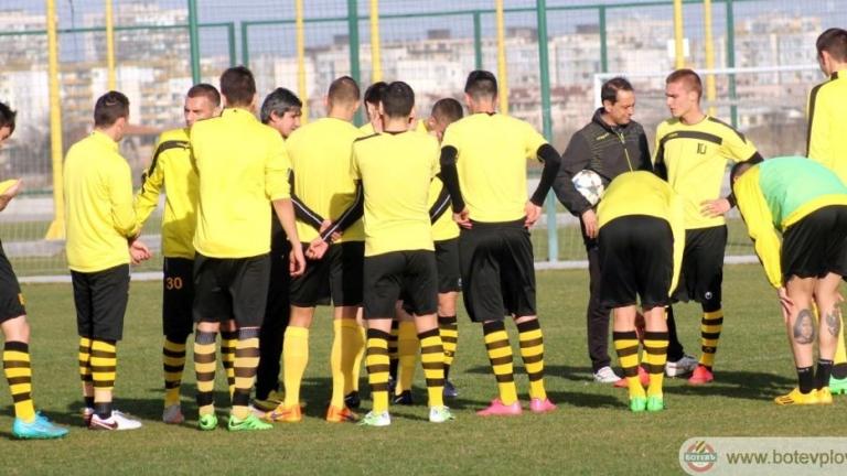 Ботев помага на новак във Втора лига