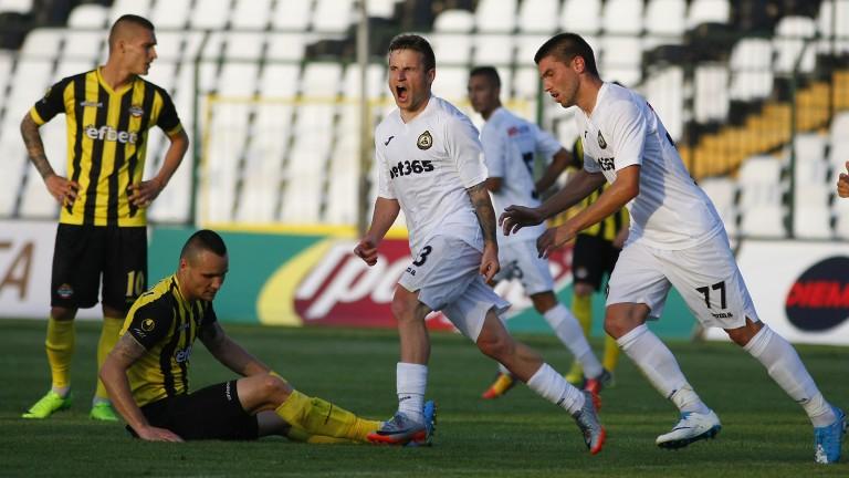 Иван Минчев вече е футболист на Берое