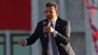 Турските държавни банки затвориха вратата за опозиционния кмет на Истанбул