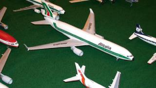 Италия се разделя с Alitalia