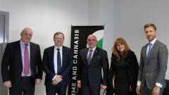 Ръководството на ГДБОП се срещна с представители на ЕК