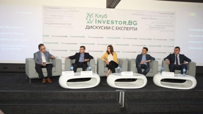Дискусия на Клуб Investor: Предизвикателствата пред младите предприемачи