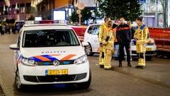 Холандската полиция продължава издирването на нападателя, намушкал трима в Хага