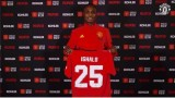 Одион Игало ще дебютира за Юнайтед още в дербито срещу Челси