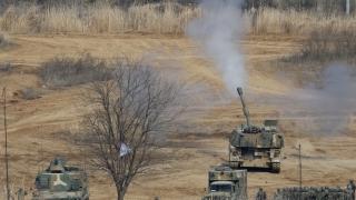 Над 20 войници пострадаха при експлозия във военна база в Южна Корея