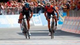Винценцо Нибали излъга Микел Ланда в Кралския етап на Джирото