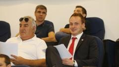 Шеф на български клуб на специализация в УЕФА