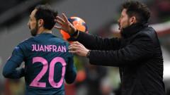 Подаръците за Реал нямат край: Атлетико и Виляреал поделиха по една точка