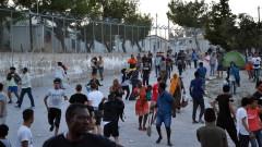 400 мигранти организираха пореден протест на Лесбос