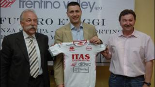 Радостин Стойчев е новият треньор на Итас Диатек