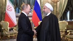 Путин зове Рохани за задълбочаване на отношенията между Москва и Техеран