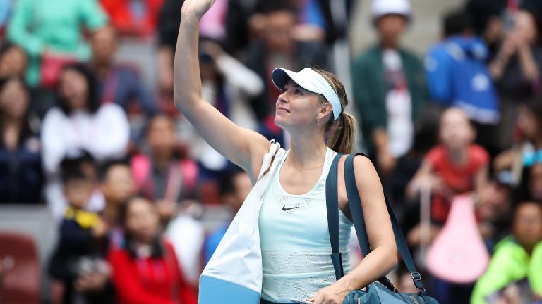 Мария Шарапова и Симона Халеп ще се срещнат отново след US Open