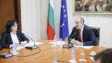 Нинова и Радев единодушни за възстановяването на парламентаризма в страната