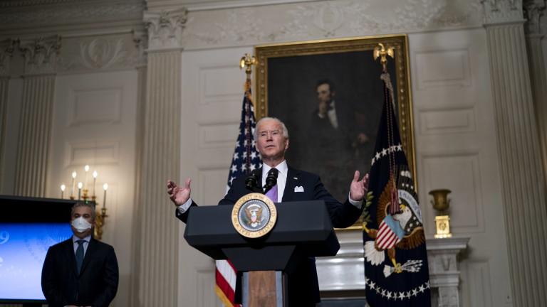 """От първия си ден като президент Байдън обяви """"война"""" на петролните и газовите компании в САЩ"""