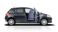 Renault предлага въртяща се седалка за Clio