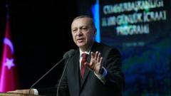 Ердоган: Всеки момент може да започнем нова военна операция в Сирия