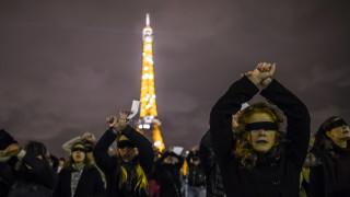 Национална стачка блокира Франция, включително транспорта