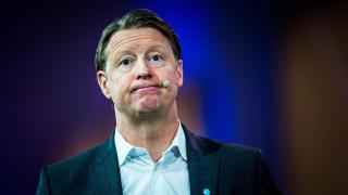 Шефът на Ericsson неочаквано напусна поста си