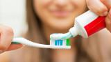 Пастата за зъби е и тест за бременност