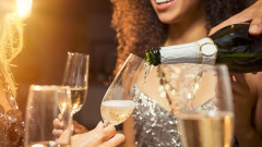 Как се пие шампанско
