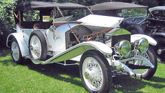 Моделът Silver Ghost на Rolls-Royce празнува век
