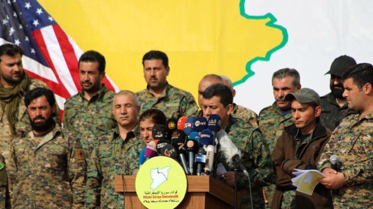 Русия обвинява САЩ, че окупира петролната контрабанда на ДАЕШ в Сирия