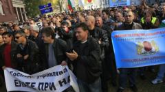 Протестът на служителите в затворите продължава