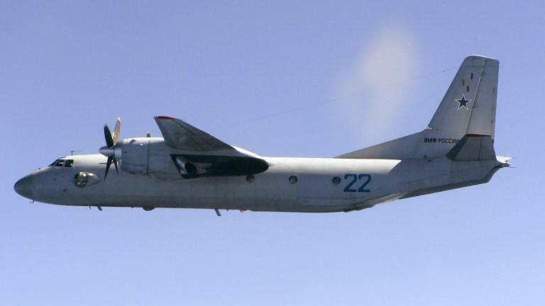 Сръбските ВВС получават руски транспортни самолети