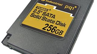 PQI пусна флаш твърд диск с капацитет 256 GB