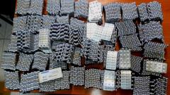 """Десетки хиляди таблетки псевдоефедрин хванаха на """"Капитан Андреево"""""""
