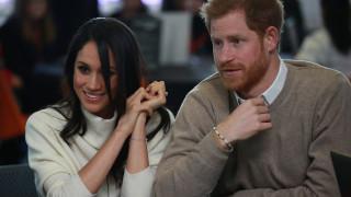 Кой ще направи сватбената торта на принц Хари и Меган Маркъл