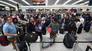British Airways се връща към нормален режим на работа след тридневния срив