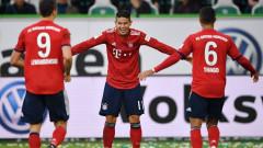 Хамес: Това бяха две незабравими години в Мюнхен