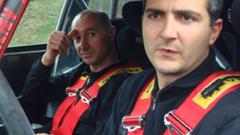Димитър Илиев с нов навигатор