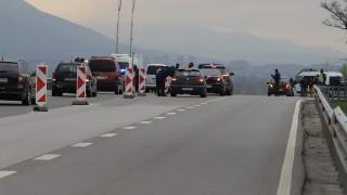 Връщаха шофьорите без основателни причини за влизане в София