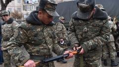 Армения приветства руската роля в преговорите за Нагорни Карабах