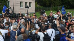Туск разпитван от прокуратурата за катастрофата край Смоленск