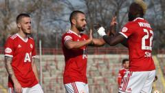 ЦСКА обърна Ботев (Враца) с красиви голове, сблъсъци и червени картони в мача