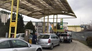 Ограбиха бензиностанция в Стара Загора