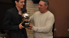 Стоичков води испански таланти