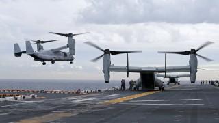 Пентагона издирва трима морски пехотинци